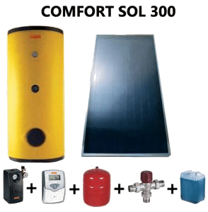Prodotti Solare termico immergas
