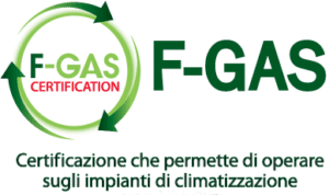 Servizi - TecnoGamma è anche un azienda certificata F-Gas