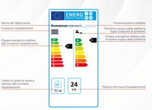 Victrix 24 TT - Targhetta ERP- Assistenza Caldaie Trapani Paceco